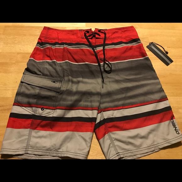 c9d08df28d O'Neill Shorts | Onhold Mens Oneill Board Nwt Sz 30 | Poshmark